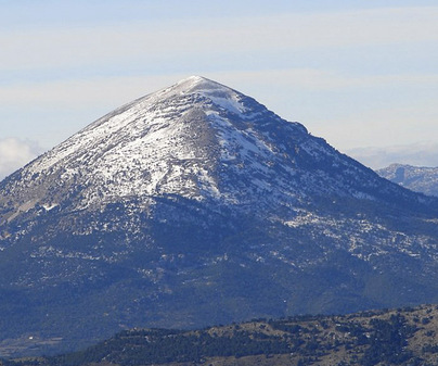 La Sierra de las Cabras pico Atalaya