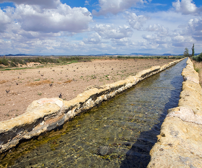 Molino de agua Acueducto