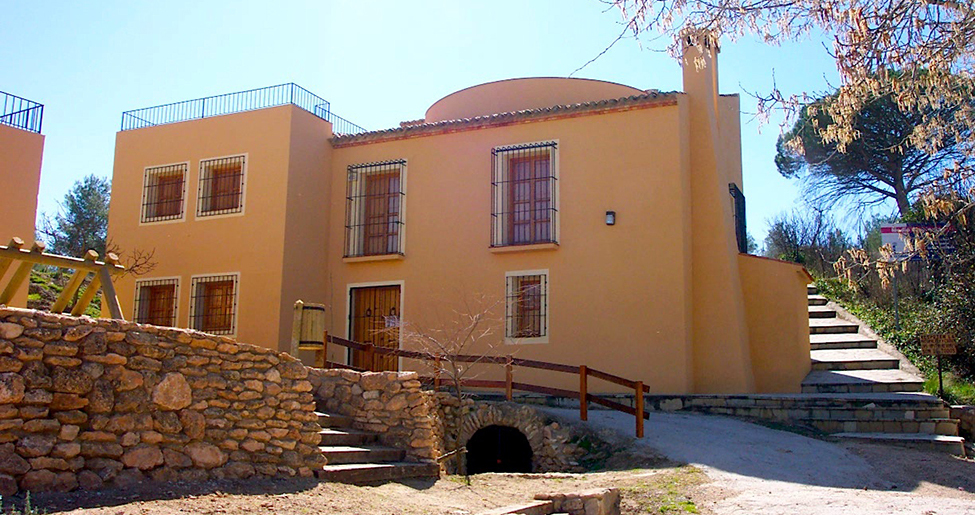 Molinos de Agua de Almansa