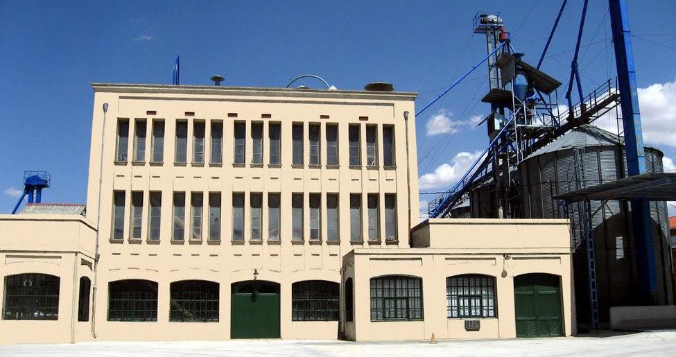 Fábrica de harinas – Villamayor de Santiago