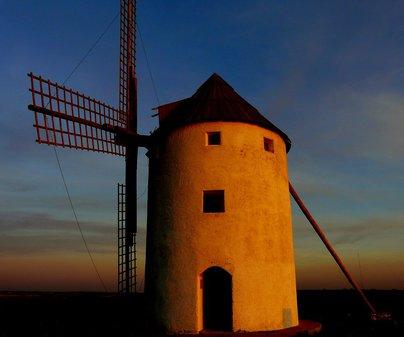 Molino de viento – Zafra de Záncara