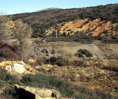 Minas de plata- Hiendelaencina