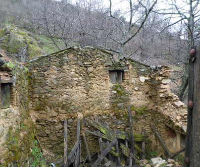 Molinos de agua La Tejea y Pozo de Nieve – El Real de San Vicente