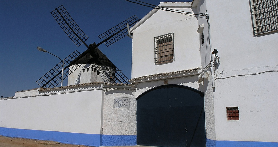 Molino de Viento Tio Genaro – Madridejos