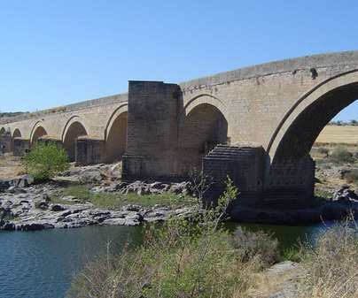 Molino de Agua – Puente del Arzobispo