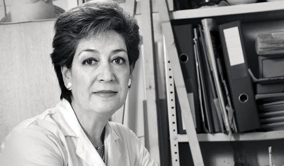 Ana María Rubio Descalzo. Ceramista.
