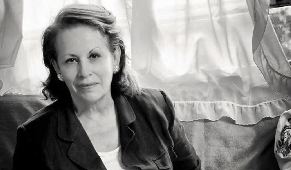 Teodora Garrido Sánchez. Maestra artesana. Bordadora.