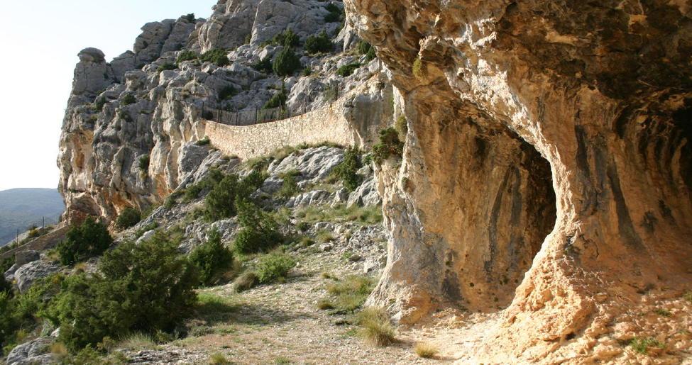 Arte rupestre –Levantino Nerpio