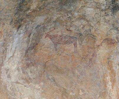 Arco rupestre- levantino  Nerpio