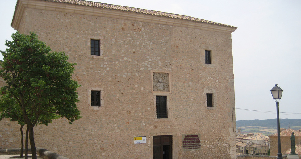 Archivo Histórico Provincial de Cuenca