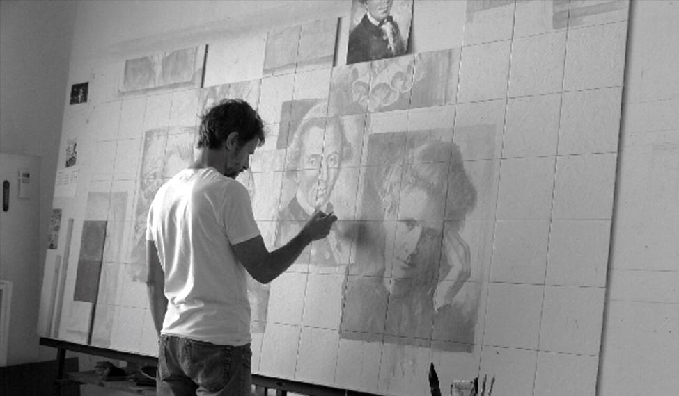 Carlos Garrido Sobrio. Ceramista.