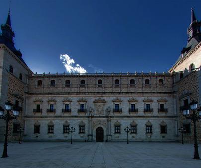 Museo Ejército. Alcázar Toledo