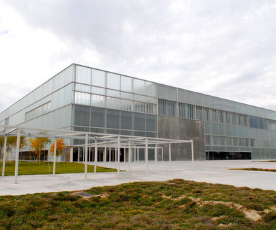 Palacio de Congresos Ciudad de Albacete - Exterior
