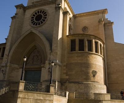 Palacio de Congresos Ciudad de Albacete - Catedral de Albacete