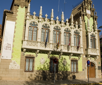 Palacio de Congresos Ciudad de Albacete - Museo de la Cuchillería