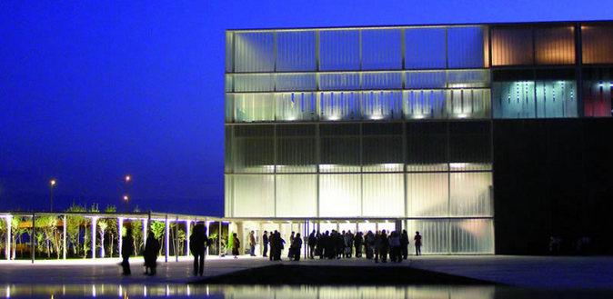 Palacio de Congresos Ciudad de Albacete