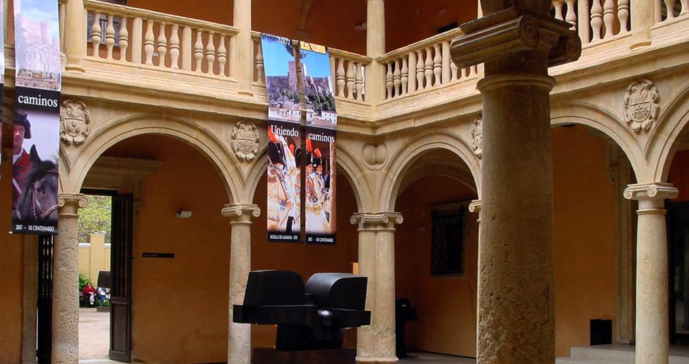 Museo al Aire Libre de Escultura Contemporánea José Luis