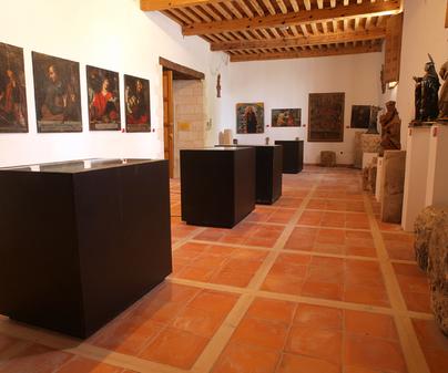 Museo Parroquial de Valeria