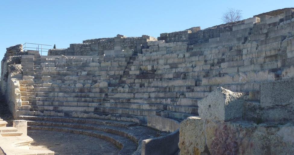 Museo-Centro de Interpretación del Parque Arqueológico de Segóbriga