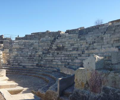 Museo - Centro Interpretación Parque Arqueológico de Segóbriga