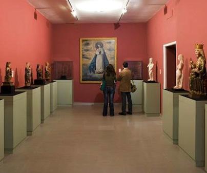 Museo Diocesano Arte Antiguo - Inmaculada de Zurbarán