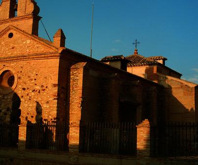 Bolaños de Calatrava - Ermita del Monte