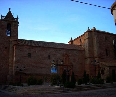 Iglesia Torre de Juan Abad