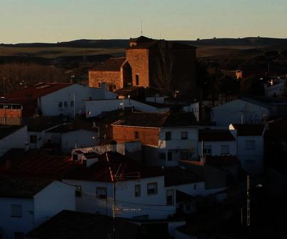 Iglesia de Cervera del Llano
