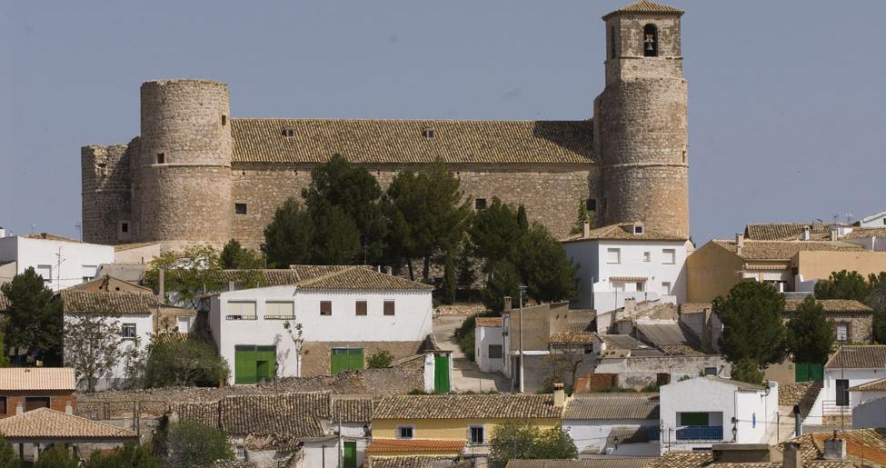 Casco urbano de Castillo de Garcimuñoz