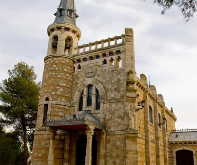 Ermita de Huerta de Valdecarábanos