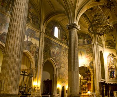 Albacete, catedral