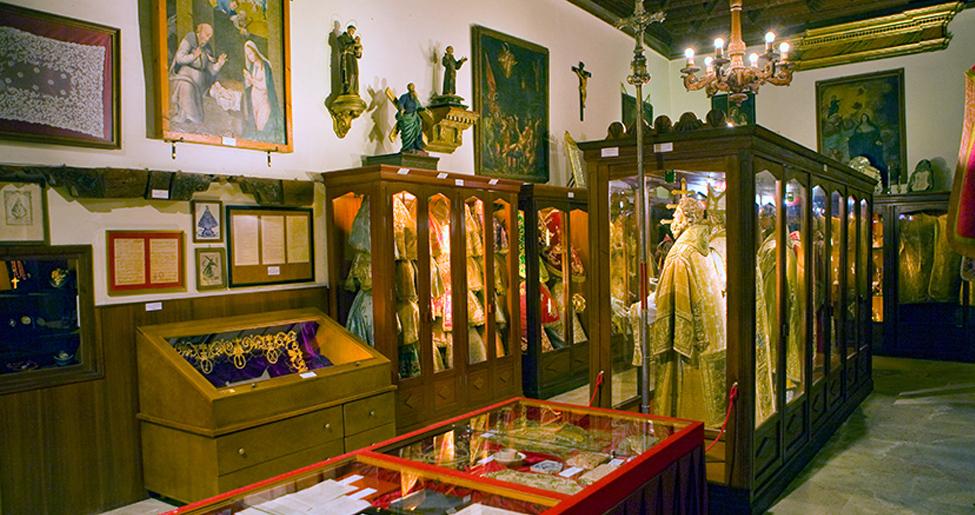 Museo Parroquial Santa María del Salvador