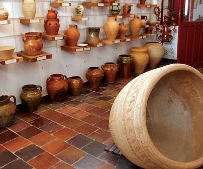 Museo de Cerámica Nacional de Chinchilla