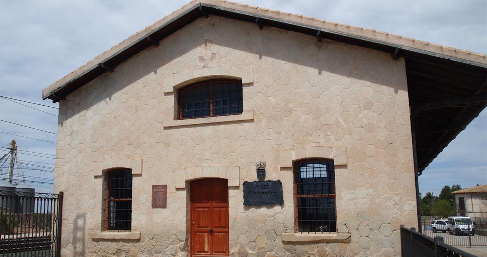 Museo Etnográfico de La Gineta