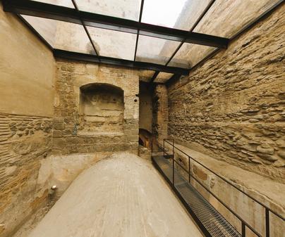 Cripta del convento de Concepcionistas