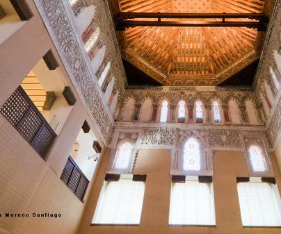 Museo Sefardí, Sinagoga del Tránsito