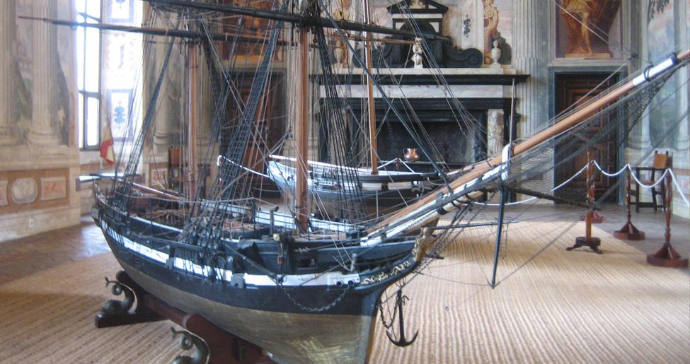 Museo de la Marina – Archivo Don Álvaro de Bazán
