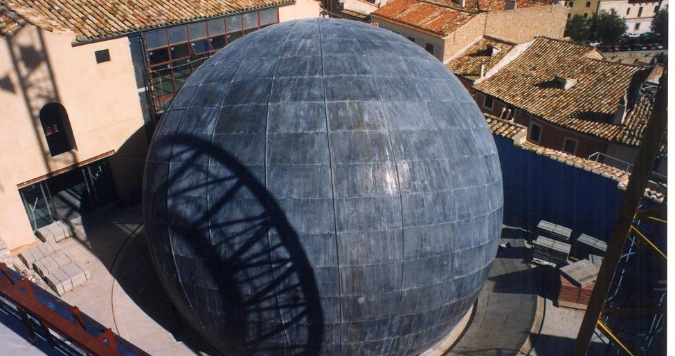 Museo de las Ciencias de Castilla-La Mancha en Cuenca