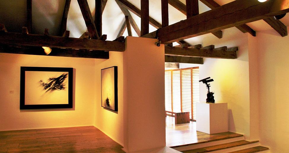 Opiniones de museo de arte abstracto espanol