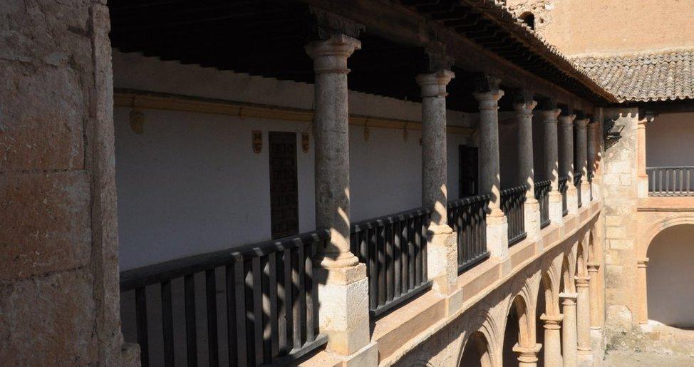 Convento de Nuestra Señora de los Remedios en Fuensanta