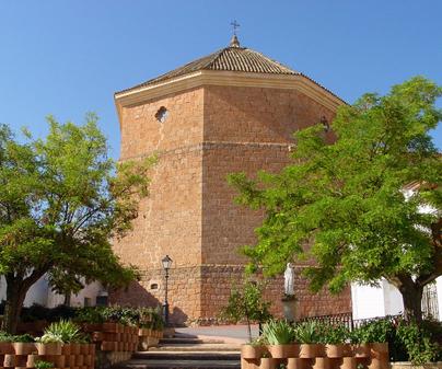 Iglesia de la Encarnación en Alborea