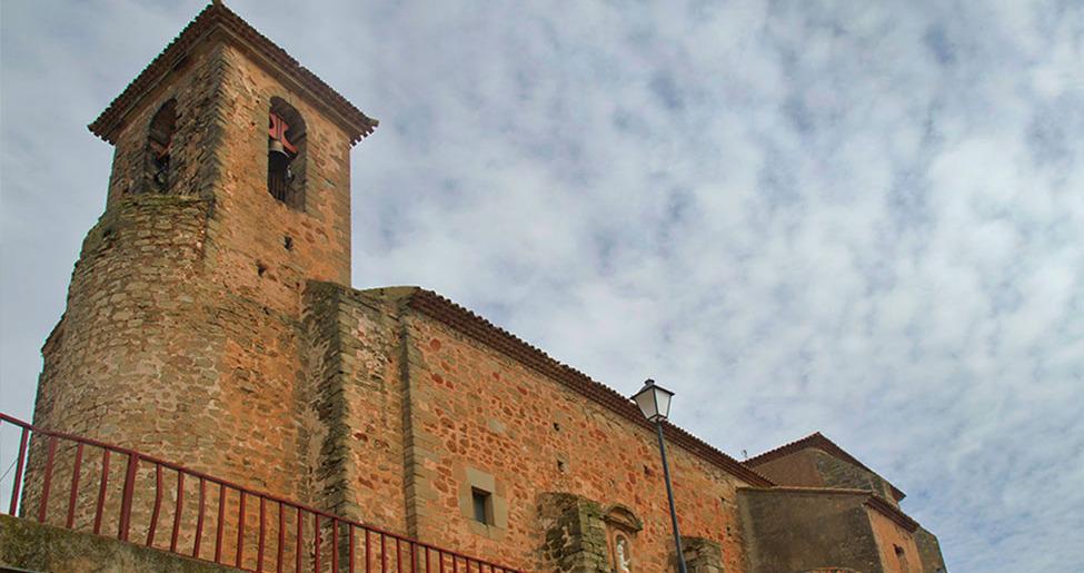 Iglesia del siglo XV de Bienservida