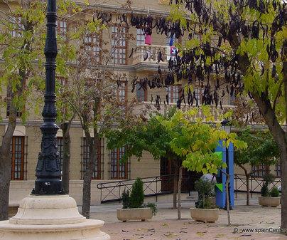 Iglesia gótica de San Martín en La Gineta