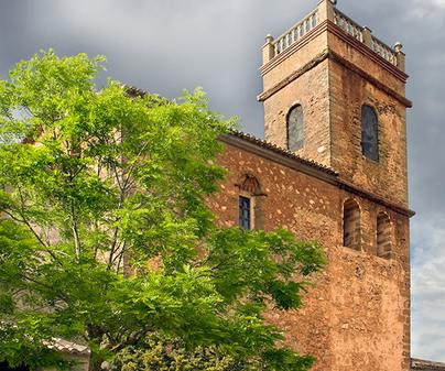 Iglesia de San Lorenzo de El Ballestero