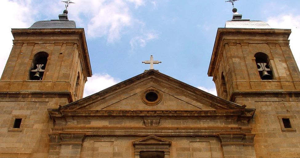 Iglesia Neoclásica de Elche de la Sierra