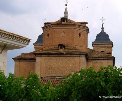 Iglesia de Santa Quiteria Elche de la Sierra