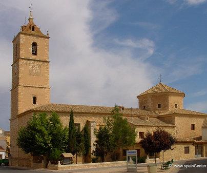 Iglesia de Nuestra Señora de Las Nieves Cenizate