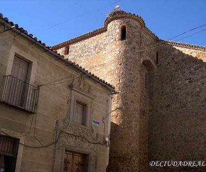 Iglesia gótica de San Juan Bautista