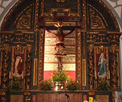 Ermita Cristo del Espíritu Santo en Malagón