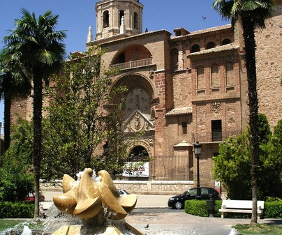 Iglesia de la Asunción en Manzanares